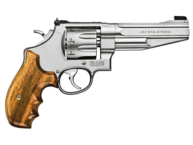 smith wesson n frame, revolver, revolvers, concealed carry handguns, concealed carry handguns buyer's guide, concealed carry revolver, concealed carry revolvers