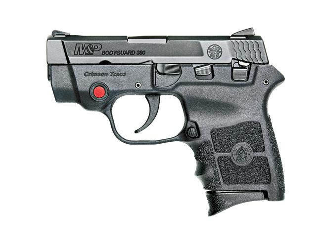 autopistols, autopistol, pistol, pistols, smith wesson m&p bodyguard 380