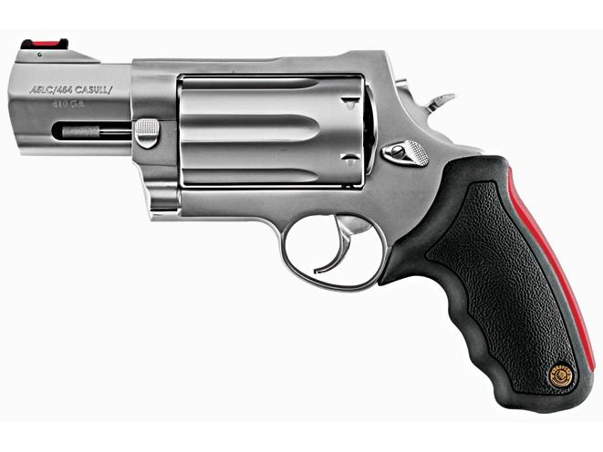 taurus judge, revolver, revolvers, concealed carry handguns, concealed carry handguns buyer's guide, concealed carry revolver, concealed carry revolvers