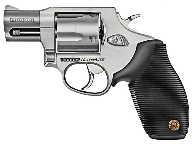 taurus ultralite, revolver, revolvers, concealed carry handguns, concealed carry handguns buyer's guide, concealed carry revolver, concealed carry revolvers