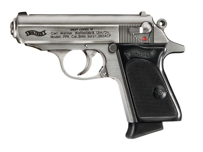 walther ppk, pocket pistols, .380, self-defense, pocket pistols self-defense, .380 pocket pistols