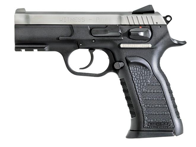 autopistols, autopistol, pistol, pistols, witness polymer