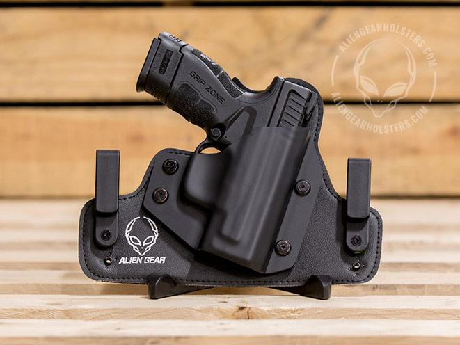 Springfield XD Mod.2 Subcompact, alien gear holsters, alien gear