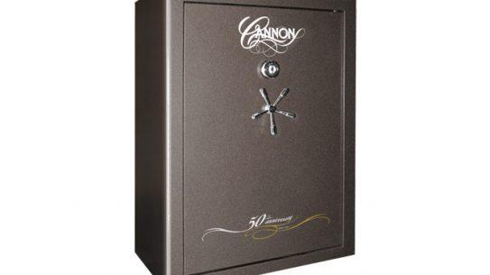 Cannon 50th Anniversary Safe, 50th anniversary safe