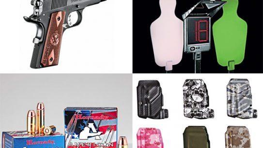 27 New Products From COMBAT HANDGUNS June 2015, combat handguns, combat handguns products