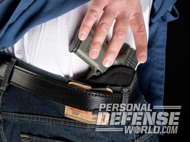 full-size gun, full-size handguns, large handguns, large handgun, large gun, full-size gun, full-sized handgun, conceal full-size
