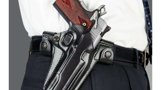 Galco Side Snap Scabbard, side snap scabbard, galco gunleather