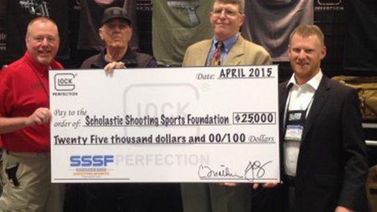 glock, scholastic shooting sports foundation, glock scholastic shooting sports foundation