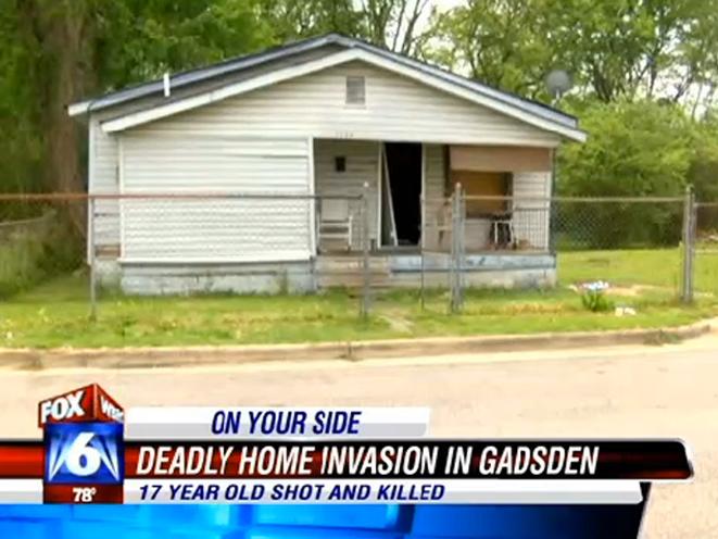 Alabama Home Invasion, home invasion, home invasion gadsden