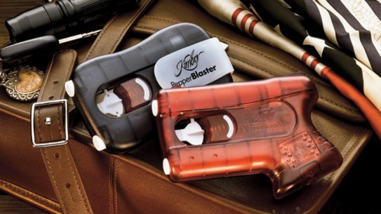 Kimber PepperBlaster II, kimber, pepperblaster II, kimber america, pepperblaster II spray, pepperblaster II beauty