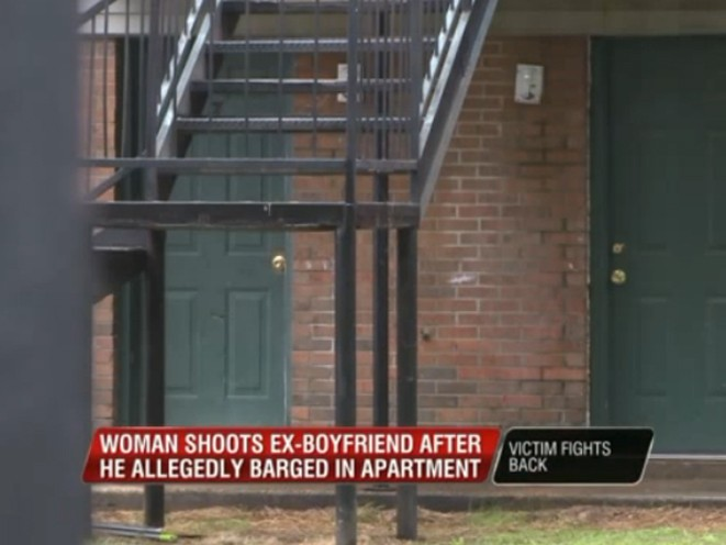 Memphis Self-Defense Shooting, self-defense, memphis shooting, april moody shooting