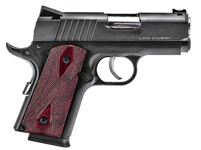 Para LDA Carry, compact handguns, para USA, para USA LDA Carry, LDA Carry