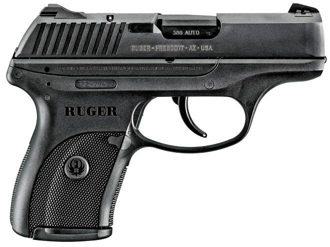 pocket pistols, ruger, rugers, ruger pistols, ruger revolvers, ruger lc380