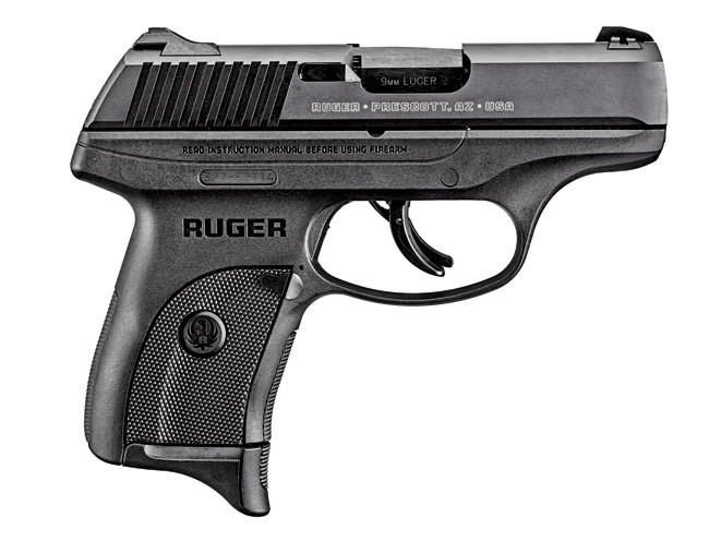 pocket pistols, ruger, rugers, ruger pistols, ruger revolvers, ruger lc9s
