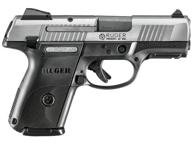 pocket pistols, ruger, rugers, ruger pistols, ruger revolvers, ruger sr9c