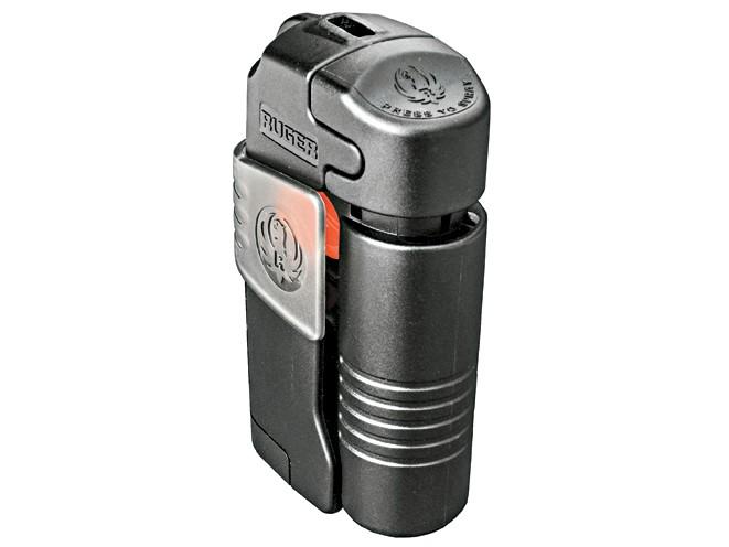 pepper spray, pepper sprays, pepper spray system, pepper spray weapon, less-lethal, pepper spray less-lethal, pepper spray, ruger ultra pepper spray system, ruger ultra pepper spray system