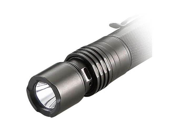 Streamlight, ProTac HL USB, ProTac HL USB flashlight, streamlight flashlight, ProTac HL USB front
