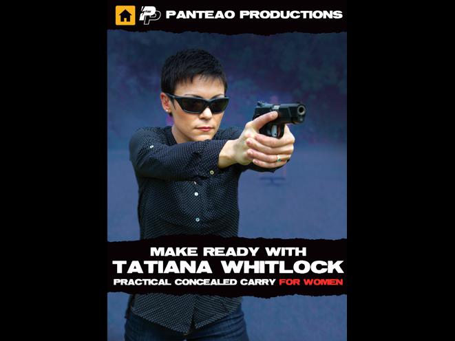 tatiana whitlock, panteao productions tatiana whitlock, panteao productions, practical concealed carry, practical concealed carry tatiana whitlock