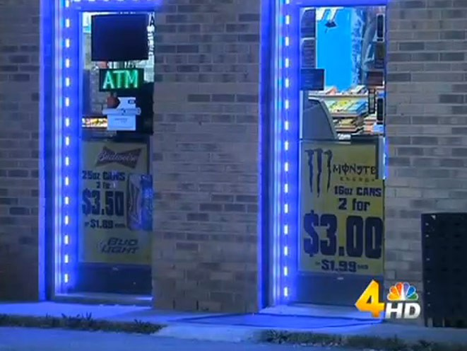 Tennessee Store Owner Shoots Robber, box cutter, tennessee box cutter robbery