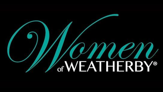 Women of Weatherby, weatherby, weatherby women