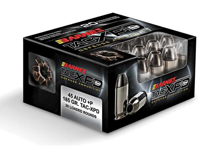 self-defense ammo, self-defense ammunition, ammo, ammunition barnes tac xpd