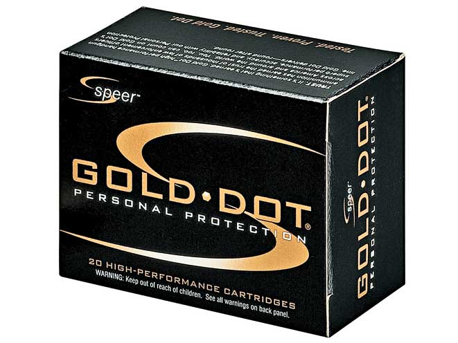 self-defense ammo, self-defense ammunition, ammo, ammunition, speer gold dot