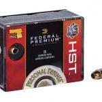 self-defense ammo, self-defense ammunition, ammo, ammunition, federal premium HST
