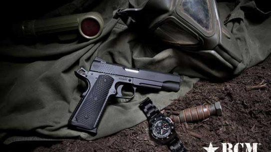 BCMGUNFIGHTER 1911, bravo company, BCMGUNFIGHTER 1911 pistol, BCMGUNFIGHTER 1911 gun