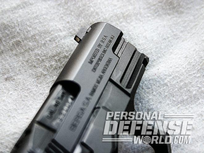 Bersa Thunder 40 Ultra Compact Pro, bersa, bersa thunder, bersa thunder 40, bersa thunder ultra compact pro