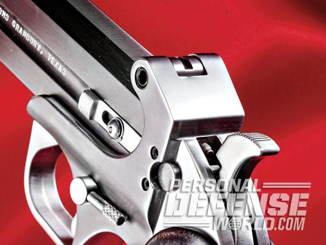 Bond Arms, bond arms derringer, bond arms defender, bond arms defender hammer