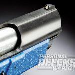 EAA Witness Pavona, pavona, european american armory, EAA witness pavona pistol, EAA witness pavona front sight