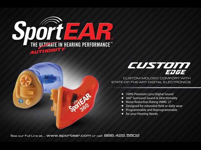 SportEAR Custom Edge, sportEAR