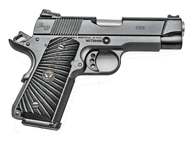 wilson combat, wilson combat 1911, 1911, 1911 pistols, 1911 gun, Wilson combat bill wilson carry pistol