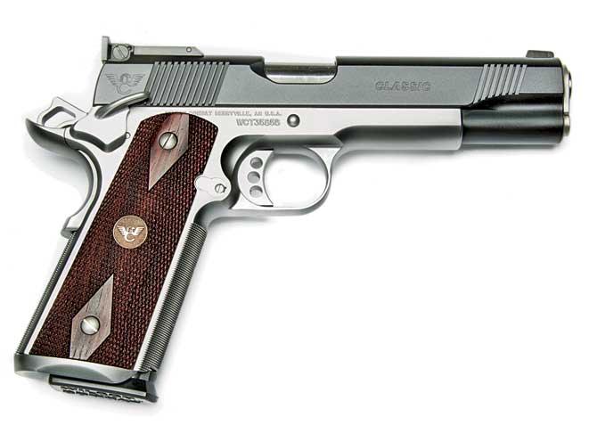 wilson combat, wilson combat 1911, 1911, 1911 pistols, 1911 gun, Wilson combat Classic