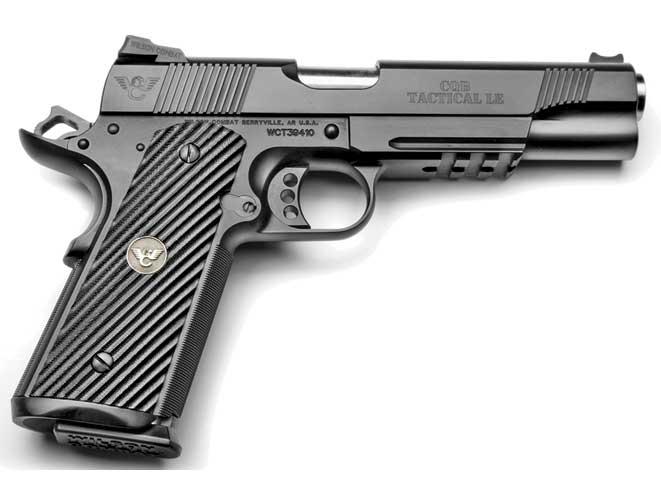 wilson combat, wilson combat 1911, 1911, 1911 pistols, 1911 gun, Wilson combat CQB tactical
