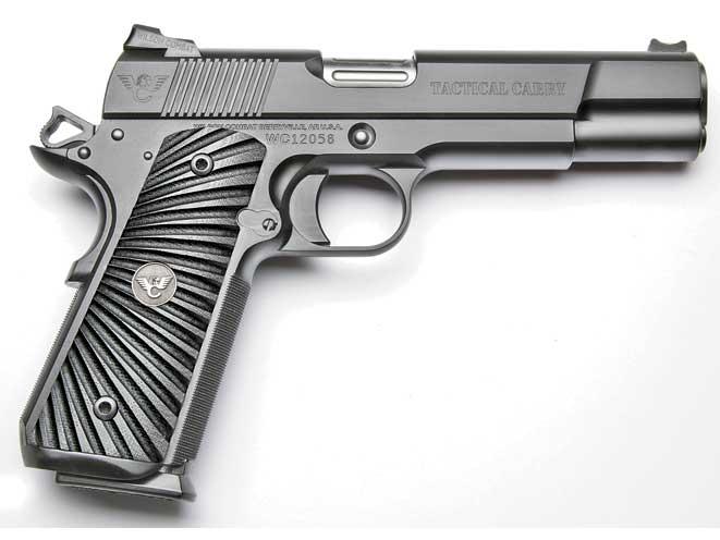 wilson combat, wilson combat 1911, 1911, 1911 pistols, 1911 gun, Wilson combat tactical carry