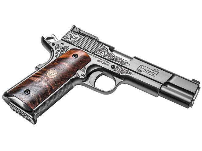 wilson combat, wilson combat 1911, 1911, 1911 pistols, 1911 gun, Wilson combat pinnacle