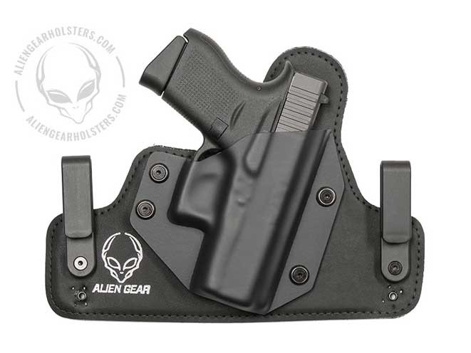 alien gear, alien gear holsters, alien gear glock 43, alien gear holsters glock 43, glock 43, glock 43 holster