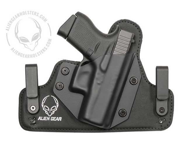Alien Gear Holsters, glock 43, glock 43 holster, glock 43 holsters, glock 43 alien gear, glock 43 alien gear holsters