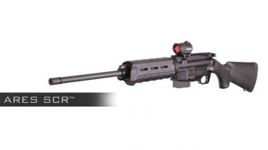 ARES SCR Rifle, ARES SCR, ARES SCR New york, ARES SCR NYC
