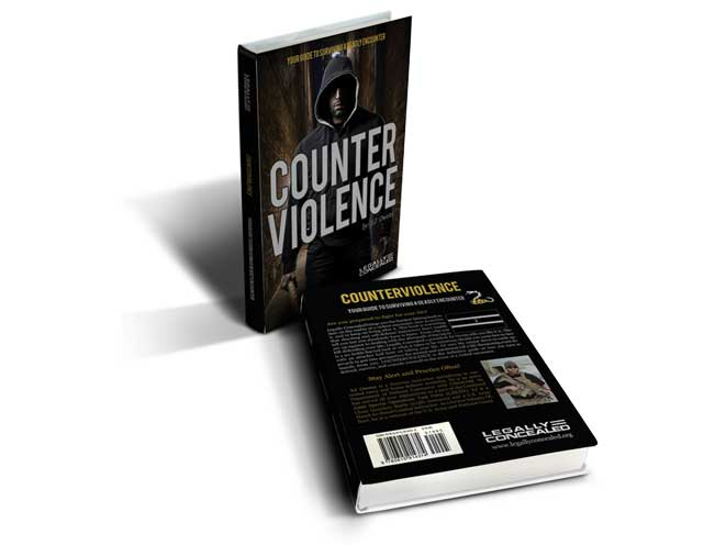 CounterViolence, CounterViolence book