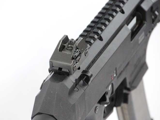 CZ Scorpion EVO 3 S1 Pistol, Scorpion EVO 3, CZ Scorpion