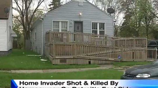home invasion, detroit home invasion, detroit, home invader