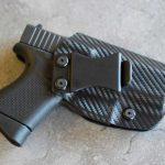 comfort holsters, glock 43, glock 43 holsters, glock 43 comfort holsters