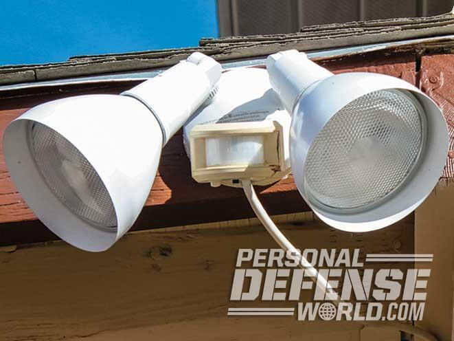 home invasion, home defense, home invaders, home invader, motion sensor lighting