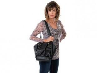 Kippi Leatham, springfield armory, kippi leatham springfield, purse carry, purse concealed carry