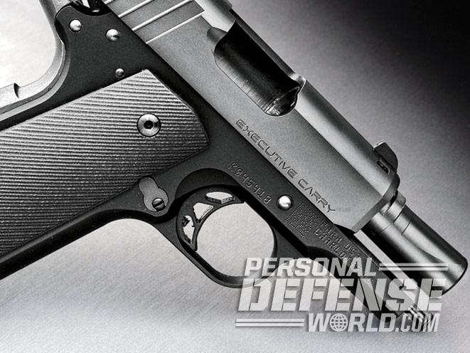 Para Executive Carry, Para USA, para, para executive carry barrel
