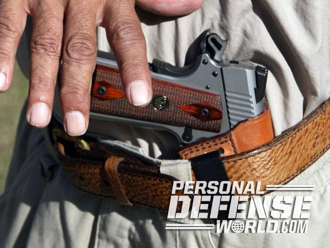 quick-draw, quick-draw concealed carry, massad ayoob concealed carry, massad ayoob quick-draw, cross-draw
