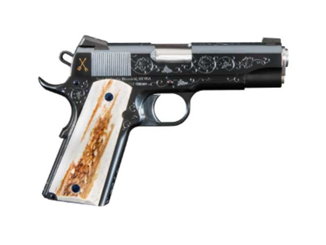 turnbull, 1911, turnbull bbq, turnbull bbq pistols, bbq commander model 1911