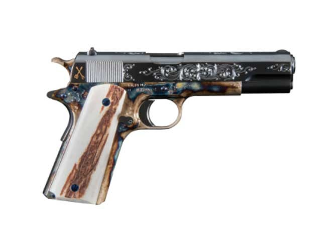 turnbull, 1911, turnbull bbq, turnbull bbq pistols, bbq government heritage model 1911